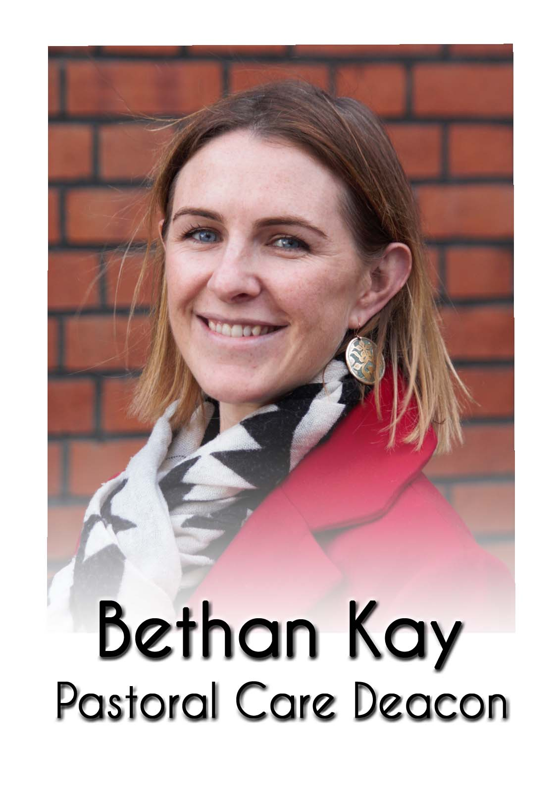 Bethan Kay labelled