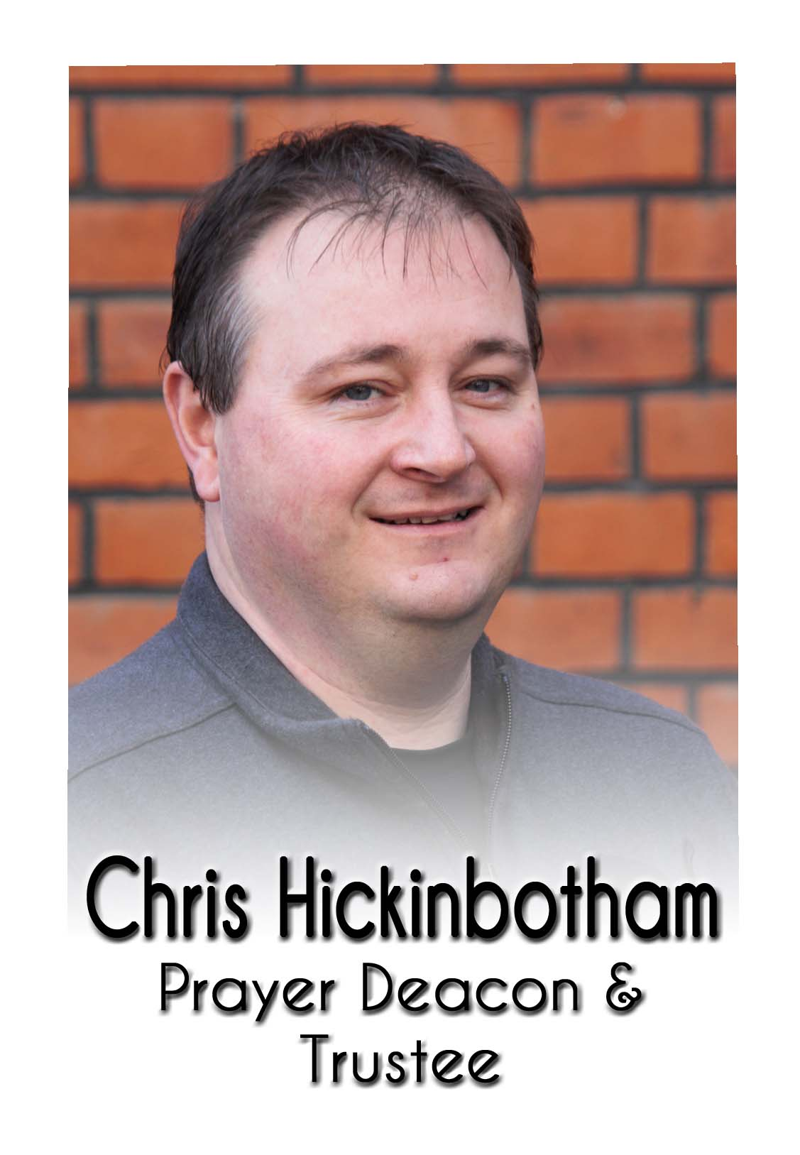 Chris Hickinbotham labelled