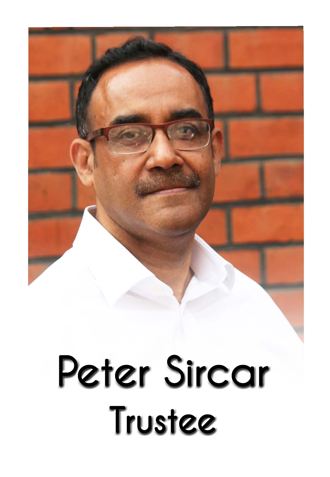 Peter Sircar labelled