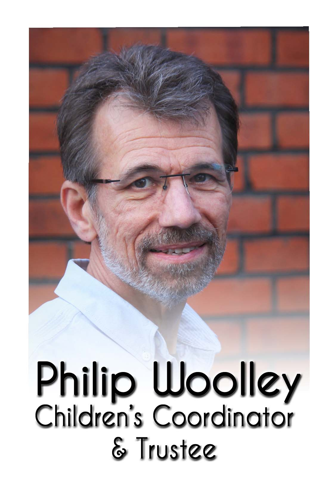 Philip Woolley labelled